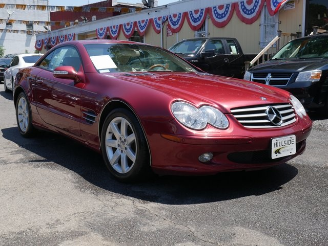 Pre-Owned 2003 Mercedes-Benz SL-Class SL 500