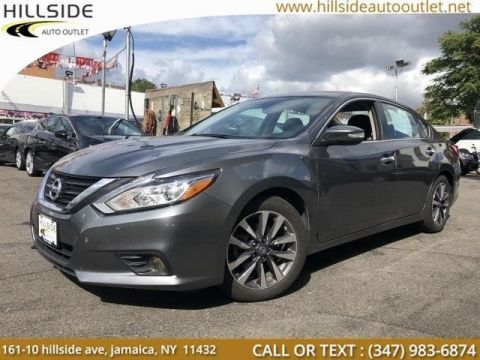 Pre-Owned 2017 Nissan Altima 2.5 SL FWD 4D Sedan
