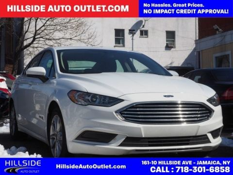 Pre-Owned 2017 Ford Fusion Hybrid SE FWD 4D Sedan