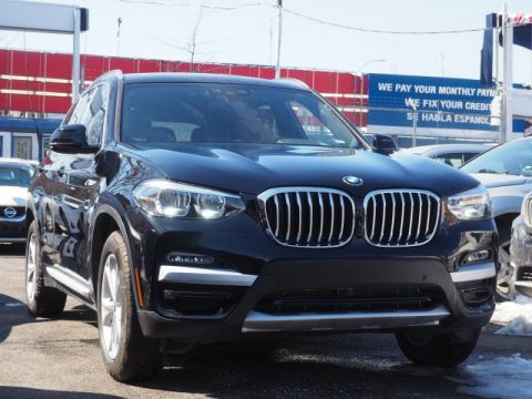 Pre-Owned 2019 BMW X3 sDrive30i RWD 4D Sport Utility