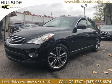 Pre-Owned 2014 INFINITI QX50 Journey AWD