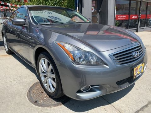 Pre-Owned 2014 INFINITI Q60 Base