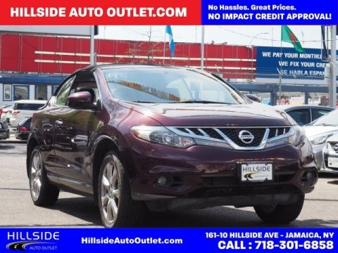 Pre-Owned 2014 Nissan Murano CrossCabriolet Base AWD