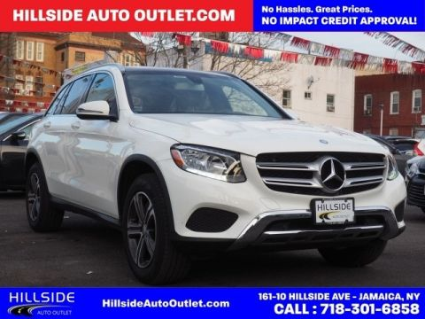 Pre-Owned 2016 Mercedes-Benz GLC GLC 300 4MATIC® 4D Sport Utility
