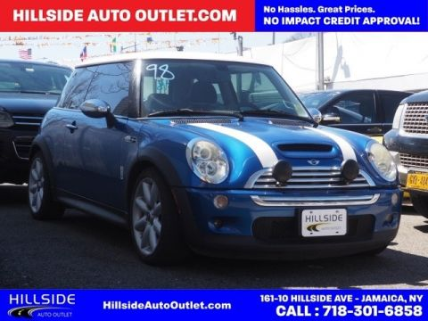 Pre-Owned 2006 MINI Cooper S Base